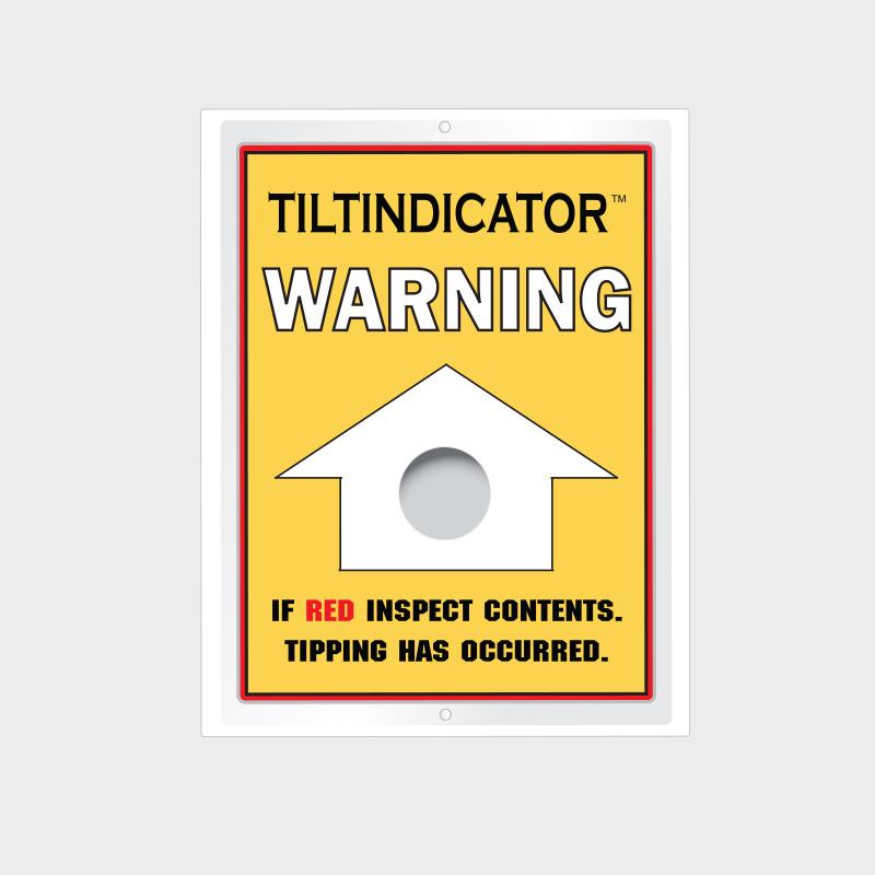 Tiltindicator