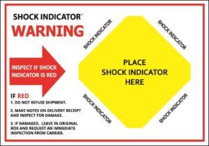 Shockindicator(companion label)