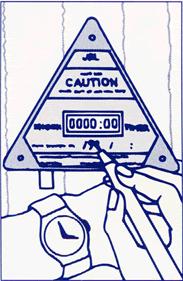 使用步驟2-為什麼傳統的震動或撞擊傳感器無法改善運輸質量?運輸中產品的損壞因素很多,包裝不當或粗暴地裝卸貨物等。有時可能無法從外部包裝查看內部產品,尤其是包裝極其沉重時。因此,無法及時發現產品的損壞, shocktimer 撞擊防震計時指示器 改善這運輸的問題。又稱作 shock timer , 衝擊指示器 , 震撞指示器