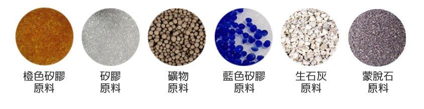 乾燥劑 是指能除去潮濕物質中部分水份的物質。如硫酸鈣和氯化鈣等,通過與水結合生成水合物進行乾燥; 物理乾燥劑,如矽膠與活性氧化鋁等,通過物理吸附水進行乾燥。濕氣的管控是與產品的良率是息息相關的,以食品而言,在適當的溫度和濕度下,食物中的細菌和黴菌便會以驚人的速度繁殖,使食物腐壞,造成受潮及色變。 乾燥劑的各種細分按產品成分區分: 矽膠乾燥劑 、 蒙脫石乾燥劑 、 分子篩乾燥劑 、 礦物乾燥劑 、 纖維乾燥劑 。