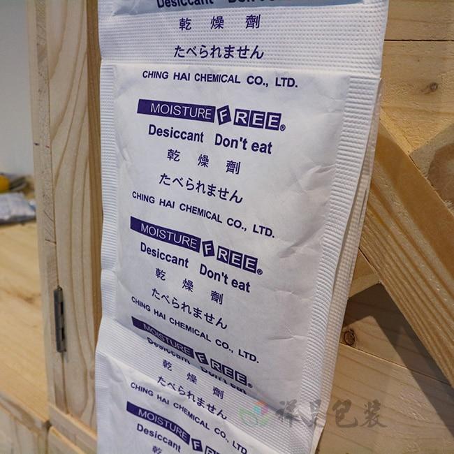 貨櫃乾燥劑 強效型乾燥劑 Moisture-Free 最大吸水率可達到250%,全面採用中性配方,通過食品研究所毒物測試,最合適 海運貨櫃 及 長時間運輸 使用。 強效型貨櫃用乾燥劑 相當適合運輸物流產業使用, 尤其是「 貨櫃運輸 」;對於需要遠洋跨海長時間運輸的貨櫃來說強效型貨櫃用乾燥劑最大優點與核心技術。